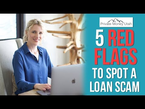 5 Red Flags to Spot a Loan Scam