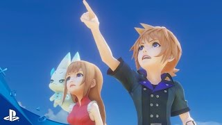 WORLD OF FINAL FANTASY - Tokyo Game Show Trailer 2016 | PS4, PS Vita