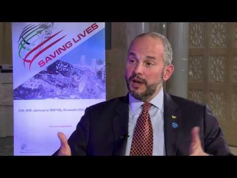 ITU INTERVIEWS @ GET-2016: Adam Bouloukos, UNISDR