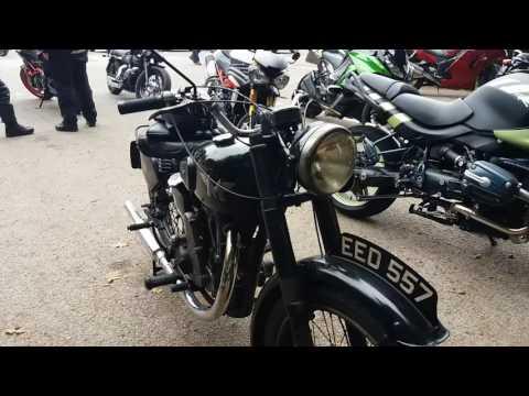 1947 Matchless G80 500cc @ Newland