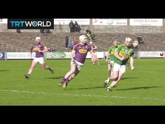 Hurling: An athletic game with a legend behind it
