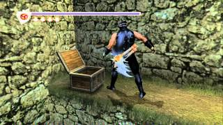 Ninja Gaiden BLACK (TRUE HD): Chapter 14 Walk-through