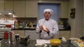 Pappardelle Gorgonzola - Chef Pasquale