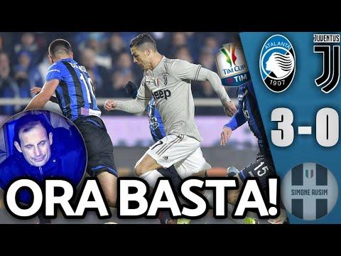 Eliminati senza giocare a calcio ||| Atalanta-Juventus 3-0
