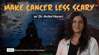 Making Cancer Less Scary with Dr. Avital Harari