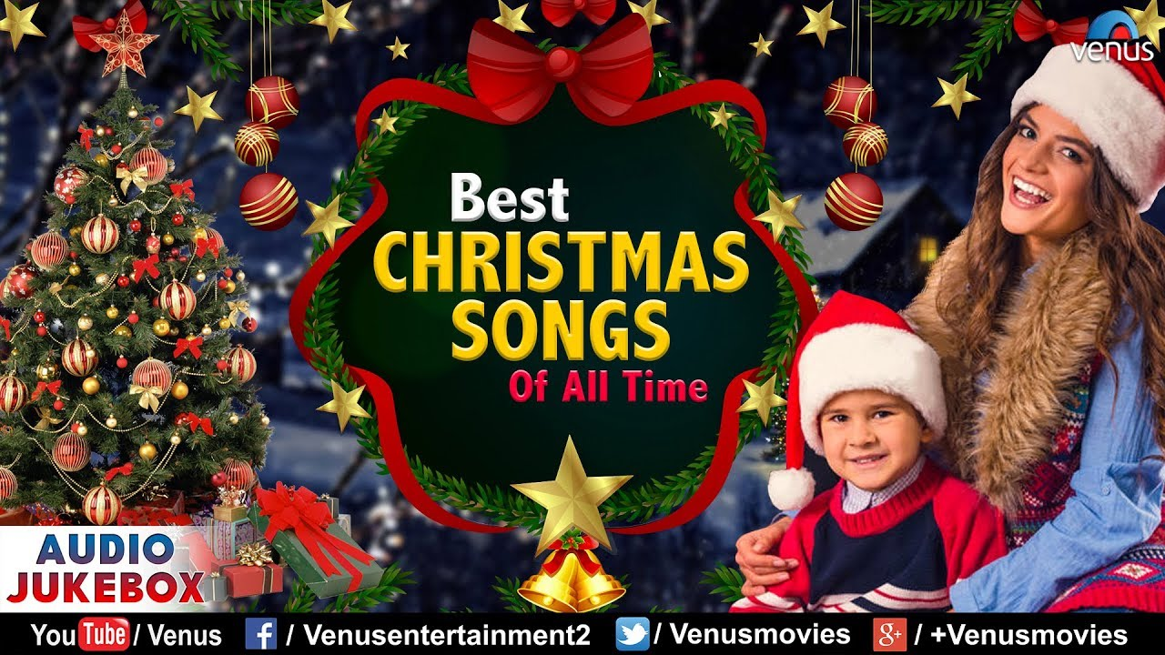 Best Christmas Songs Of All Time   Most Beautiful Christmas Songs   JUKEBOX  Popular Christmas ...