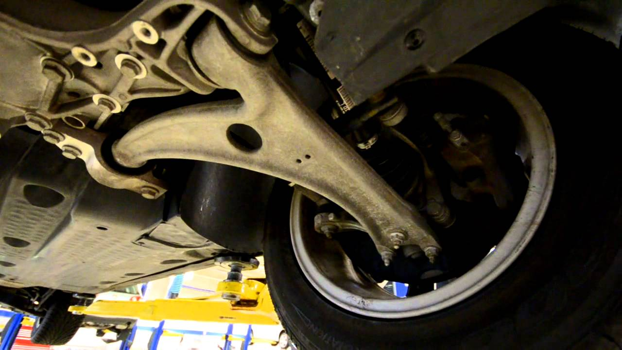 2008 Vw Passat Turbo Stk 29148a Undercarriage At Trend