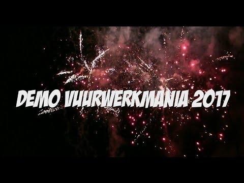 DEMO VUURWERKMANIA 2017 - FULL UNCUT