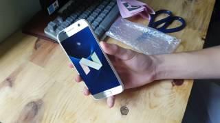 Trên Tay Và Test Nước Galaxy S7 Hàn - G930S - Cấu Hình Khủng Giá Sinh Viên | 6-8 Triệu | AZ Mobile