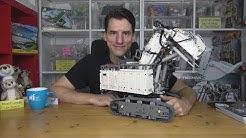 Verrat an den eigenen Werten - LEGO® Technic 42100 Liebherr Bagger R 9800