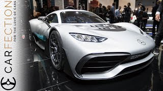 Mercedes-AMG Project One: Formula One Powered Hypercar - Carfection