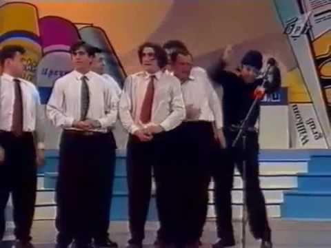 КВН 1996 03 Вторая 1 8 финала, kvn