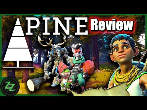 Pine Review [Deutsch, Many Subtitles] Test Des Open World Action Adventures Mit Dynamischen Stämmen