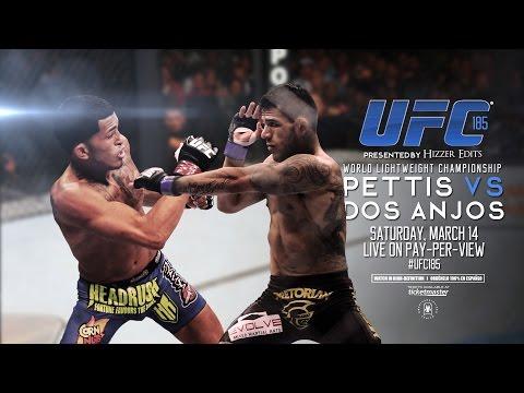 UFC 185: Pettis vs.  Dos Anjos Promo