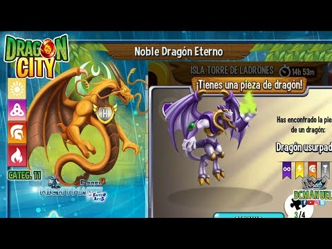 EL NOBLE DRAGÓN ETERNO [ETAPAS] | ISLA TORRE DE LADRONES - PARTE 3 [THE END]