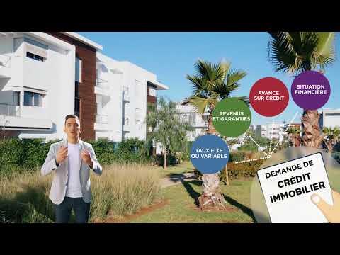Attijariwafa bank   Crédit Immobilier