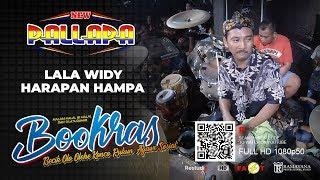 LALA WIDY - HARAPAN HAMPA - NEW PALLAPA BOOKRAS 2019