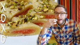 Apelsinrulle - Swedish Orange Roll Cookies
