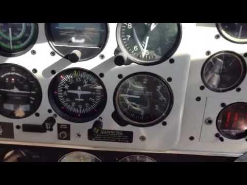 F33A Bonanza cruise LOP