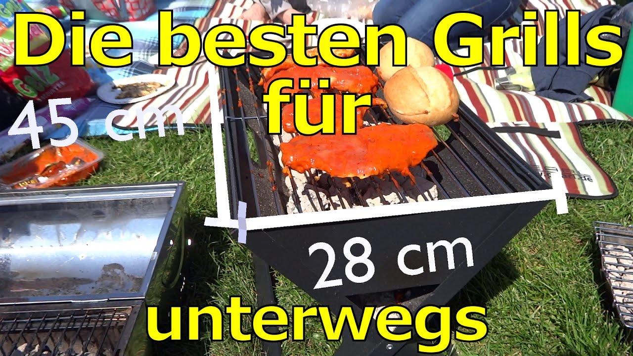 Rauchfreier Holzkohlegrill Test : Test vergleich der besten tragbaren grills klappgrills dinge