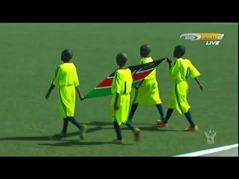 First half Kenya Vs Burundi  CECAFA Cup