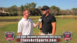 2 Time World Series Champ Johnny Damon Interview w/ Class Act Sports