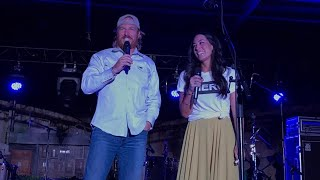 Did 'Fixer Uppers' Joanna And Chip Gaines Conceive After Johnnyswim Concert?