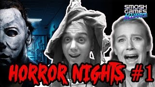HALLOWEEN HORROR NIGHTS (Bonus)
