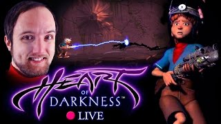Heart Of Darkness - LIVE - SCLERO TOTALE!