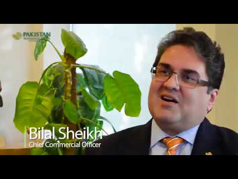 Bilal Sheikh - Chief Commercial Officer PIA With Pakistan Travel Mart