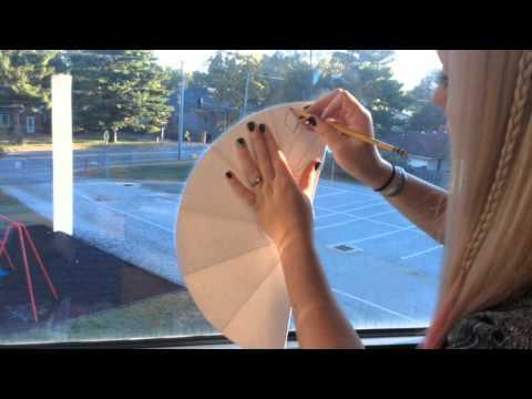 Creating A Mandala Drawing For Colorwheel Youtube