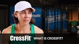 Let Me Tell You About CrossFit(Transcript You haven't heard of CrossFit? Let me tell you about CrossFit. CrossFit is a lifestyle in which you are prioritizing your health. The ability to do many ..., 2012-09-12T23:21:16.000Z)