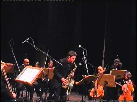 Francesco Cafiso With Strings Umbria Jazz 2006