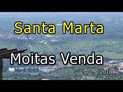 SANTA  MARTA - MISSA, PROCISSÃO, FESTA - MOITAS VENDA -  2018