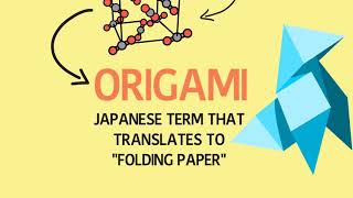 DNA ORIGAMI: the fascinating art of science