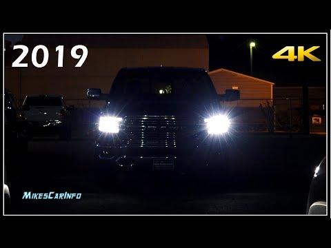 AT NIGHT: 2019 RAM 1500 Interior & Exterior Lighting Overview
