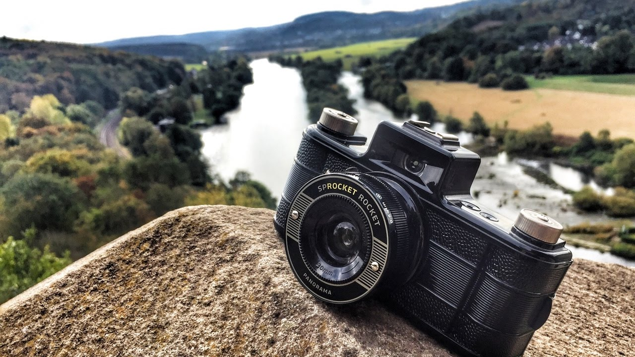 Sprocket Rocket Camera : Review sprocket rocket panorama analoge fotografie i lomtro