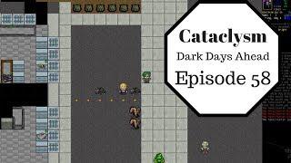 Cataclysm DDA - Episode 58 - Library Raid
