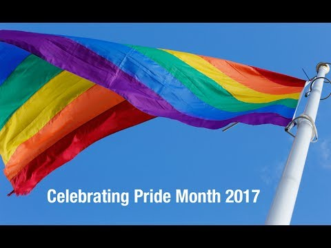 Celebrating Pride Month 2017