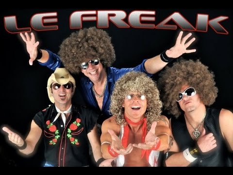 Le Freak - America's Got Talent & Good Morning Morning Texas