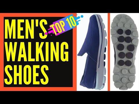 Top 10 Best Walking Shoes for Men || Best Men's Walking Shoes Reviews