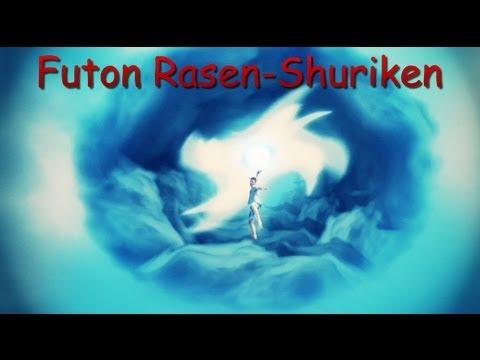 Futon Rasen Shuriken Vfx V2 Youtube