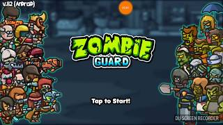 Обзор игры для android Zombie Guard