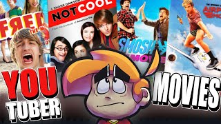 Ranking EVERY YouTuber Movie