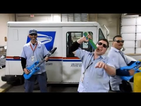 Taking Care Of Business (Postal Style) USPS  Bangor City 04401, #1 In Safety & Customer Service