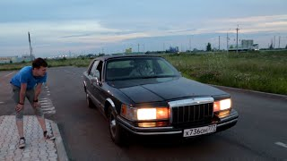 Lincoln Town Car за 220 тыс. руб. Live обзор.
