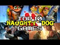 Top 10 Naughty Dog Games mp3