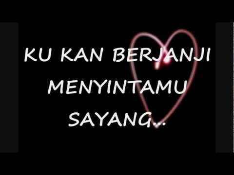 Cinta Antara Kita - Duta feat Baizura Kahar (Lirik)