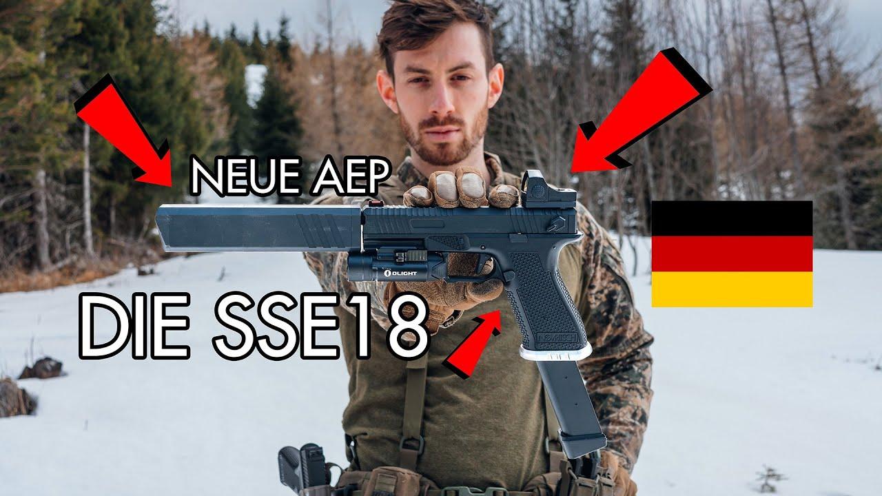 Vollautomatische SSE18 für Deutschland ist HIER