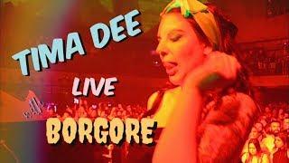 Tima Dee Live with Borgore (Exchange LA 312019)